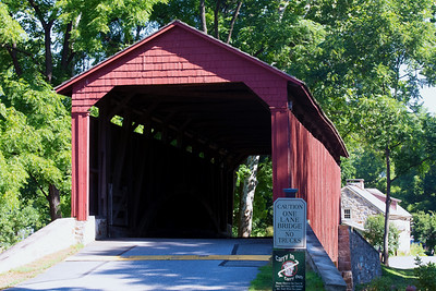 Pool Forge Covered Bridge