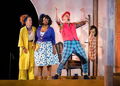 Elm Shakespeare in the Park - The Comedy of Errors - 9/1/2019
