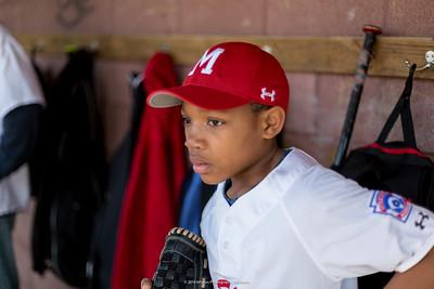 2016 Colonials Baseball
