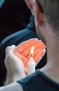 2016 Candle Light Vigil for Orlando