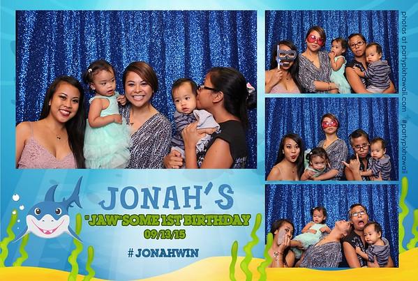 Jonah's 1st Birthday (Mini Open Air Photo Booth)