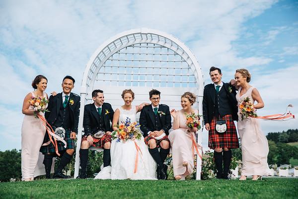 Amy & Jonny Wedding