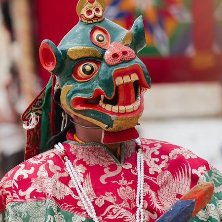 Phyang Monastery Festival