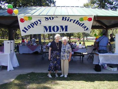 Aunt Betty's Birthday Bash