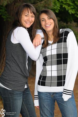 Brooke & Marissa