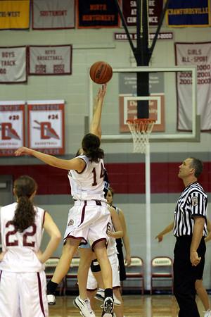 Cascade v Danville Girls Basketball