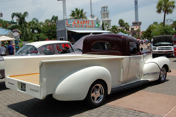 Kemah Boardwalk Classic Car Show 2007