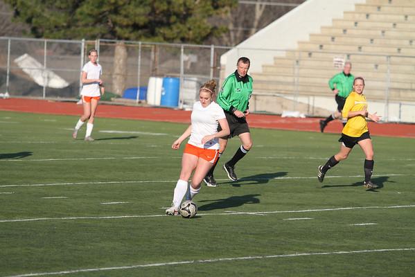 CHS Varsity Soccer 2013