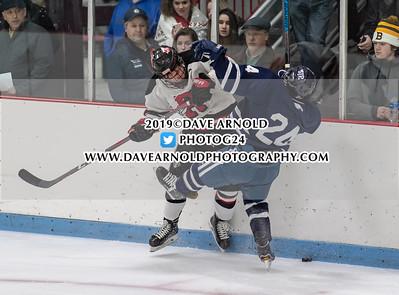 1/2/2019 - Boys Varsity Hockey - St. John's Prep vs  Reading
