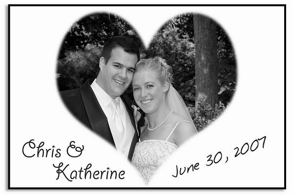 Katherine & Chris Ceremony printed