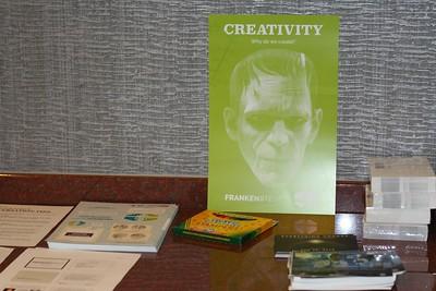Frankenstein200 activities at 2017 PD workshop