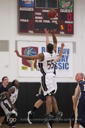 Best Buy Holiday Classic - Chanhassen v St Paul Johnson Basketball 12-28-10