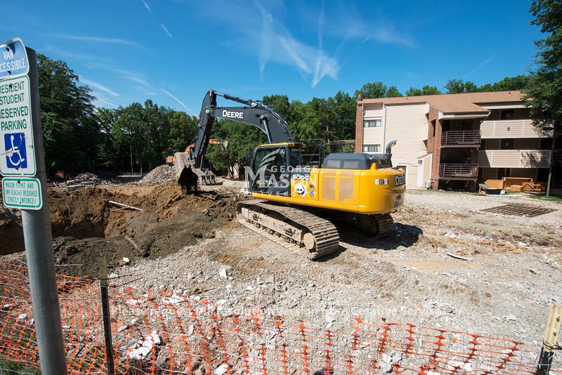 Fairfax Campus Construction
