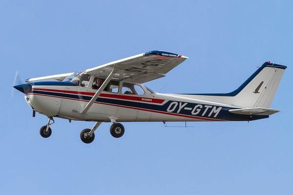 OY-GTM - Reims Cessna F172N Skyhawk