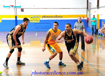 2014-15 Ultimate Basketball League