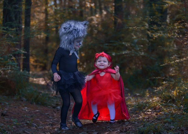 Little Red Riding Hood - Oct 2020