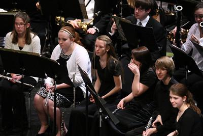2011-02-20 OMEA High School Honors Band