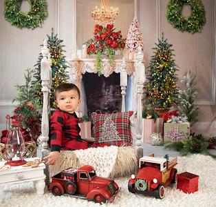 Noah's 1st Christmas