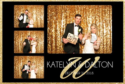 Katelyn and Dalton - The Springs Lake Conroe - 12.31.2018