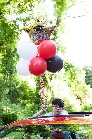 Jay's Graduation to 6th Grade Parade