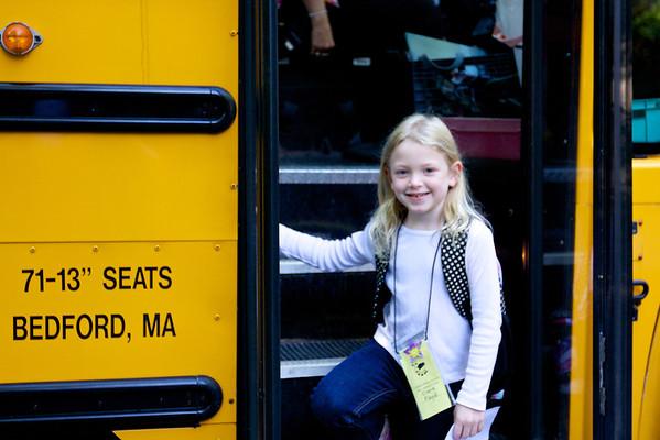 2013-09-04 Clara Goes to Kindergarten