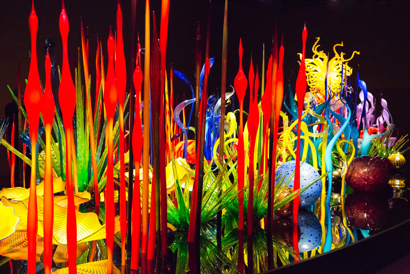 Milli Fiori Exhibit