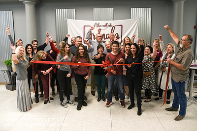 11-01-17 Ribbon Cutting for Atheen Oats