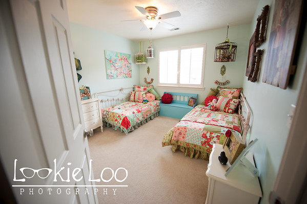 Birdie Bliss Bedroom