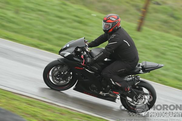 R6 Black Leathers