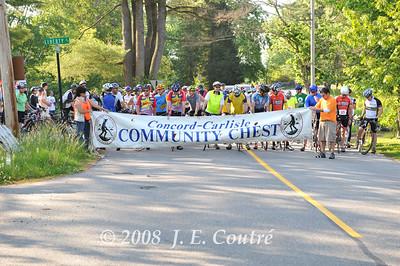 Concord-Carlisle Community Chest Triathlon 2008
