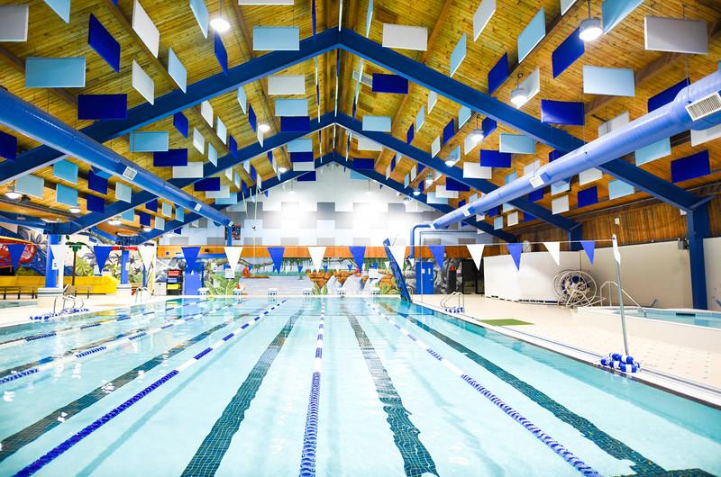 Leduc Recreation Centre - Aquatic Centre
