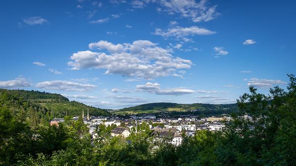 Diekirch from above