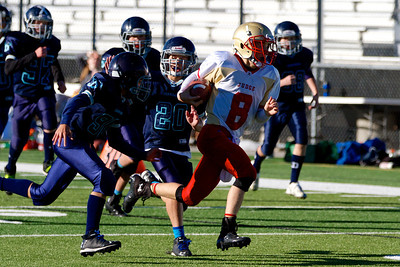 Judge Football Midgets vs Juan Diego • 9-28-2013