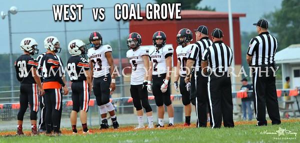 9.7.18 COAL GROVE VS WEST