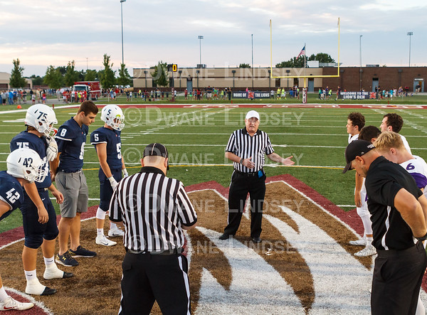 Varsity - Rolling Meadows vs St. Viator - 08-26-16