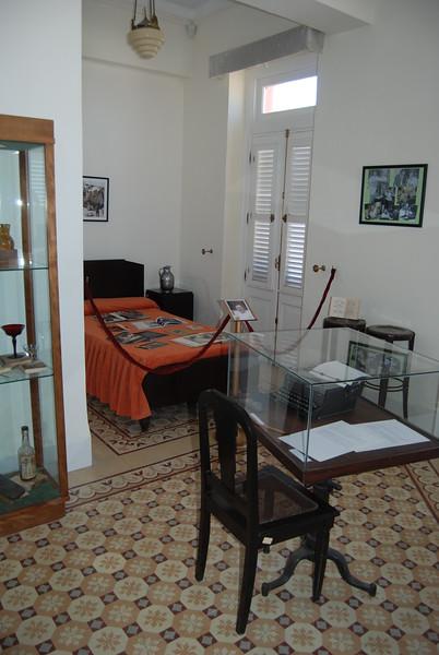Hemingway hotel room Ambos Mundo s- Lou Tucciarone
