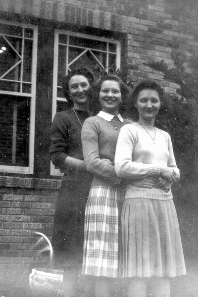 Frieda, Maria, Daria Jacob