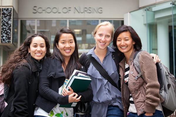 Honor Roll: School of Nursing
