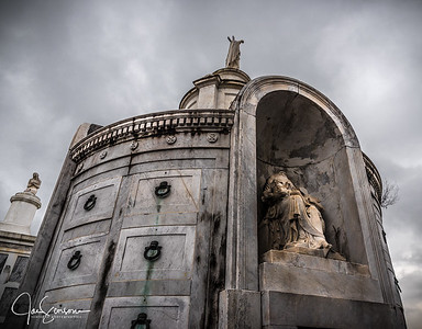 St. Louis Cemetery #1 01-08-2018