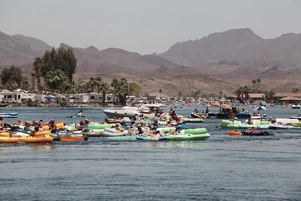 Parker River Float 2014