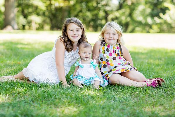 September 2015 - Carly, Lila and Jovie