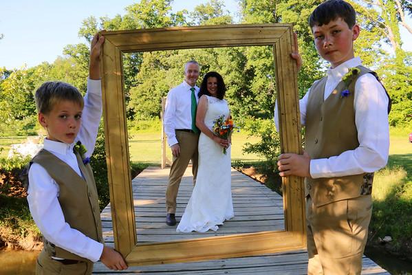 Daryl and Nicki's Wedding Weekend