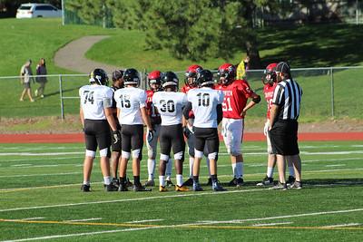 Frosh Football Game 5 vs Fairview