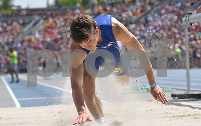 State Track - Class 2A and 3A