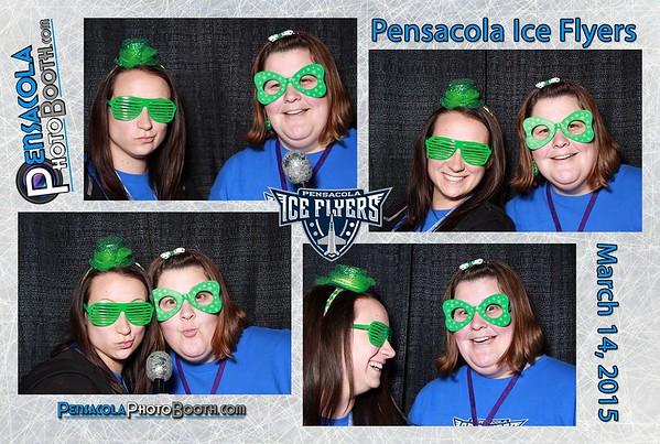 Pensacola Ice Flyers Game 3-14-2015
