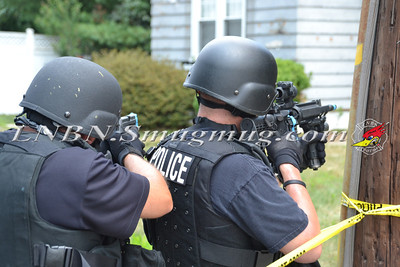 NCPD Tactical Teams DRILL
