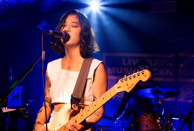 Japanese Breakfast at HBGBS for Liverpool Music Week