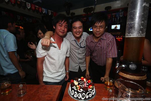 090909 Chun Hong's Birthday