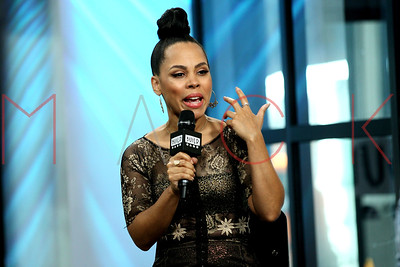 """NEW YORK, NY - MARCH 17:  Amirah Vann attends Build Series Presents Discussing """"Underground"""" at Build Studio."""