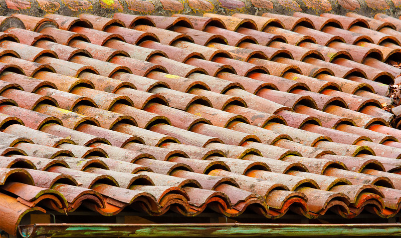 Tile Roof, Campbell, California, 2009